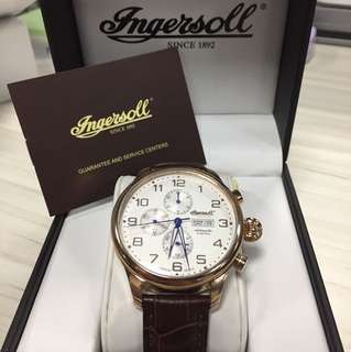 Ingersoll Apache Automatic