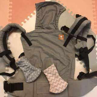 Tula Standard Baby Carrier + Free Pouch and DroolPads