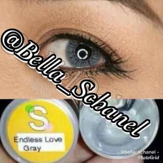 Endless Love Gray contact Lens