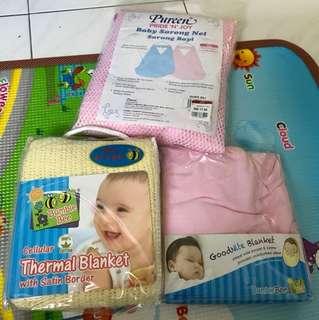 Bundle of baby essentials