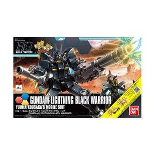 (代購) 全新 HGBF 1/144 Gundam Lightning Back Warrior 模型