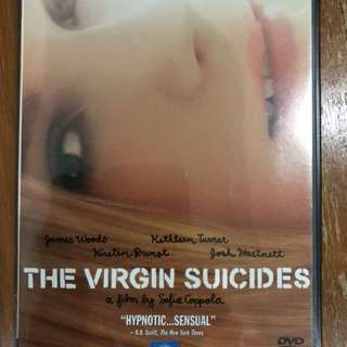 The Virgin Suicides R1 DVD