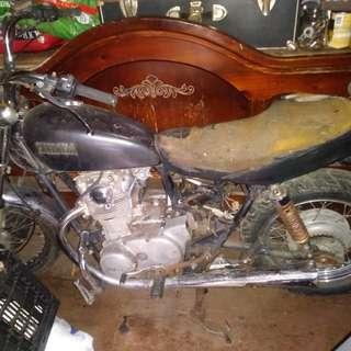 1980 yamaha xs 650