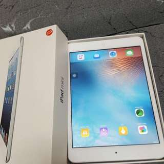 IPad mini 32gb w/sim good condition