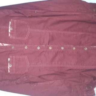 Kemeja blouse mrek expand size L