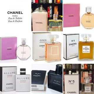 Chanel #AuthenticUSPerfume