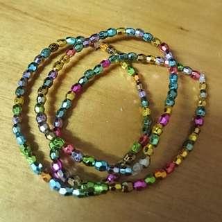 彩色手鏈*Bracelets*民族風*india*