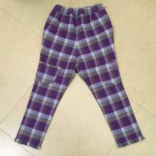 Flash sale ~ Mercibeaucoup tweed pants
