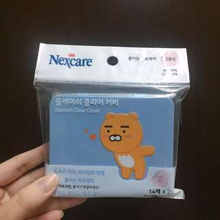 3M Nexcare x Kakao Friends 暗瘡貼 - Ryan