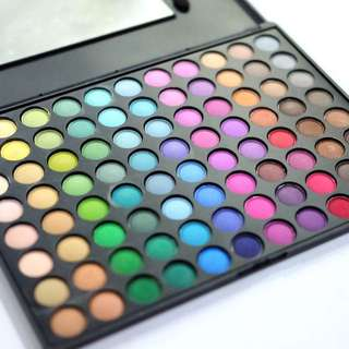 Coastal Scents 88 Colorful Eyeshadow Palette