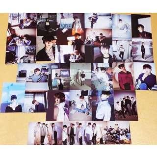 [PO] Seventeen Director's Cut Kihno Official Postcards Set