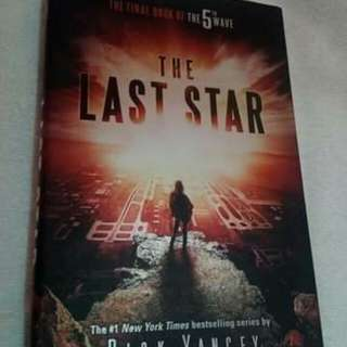 The LAST STAR - RICKY YANCEY