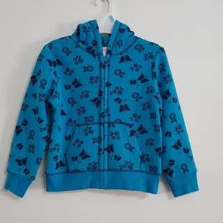 BN 5-6 yrs kids jacket with hoodie