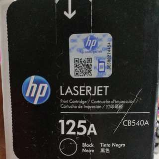 HP Laserjet 125A Black Printer Toner