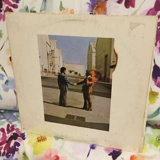 Pink Floyd - wish you were here - lp vinyl