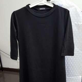 modelano black dress