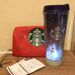Tumbler LED starbucks Korea