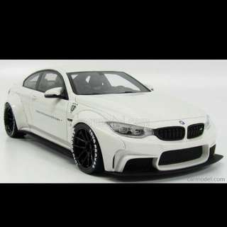 Gt spirit BMW M4 white