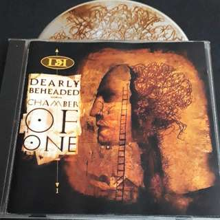 Dearly beheaded (chamber of one) cd metal