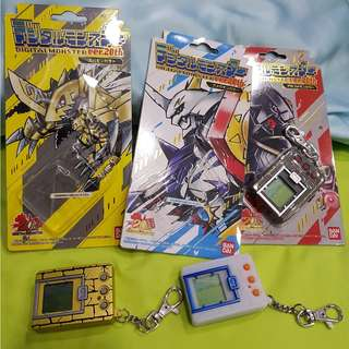 Digimon 20th Anniversary Digivice