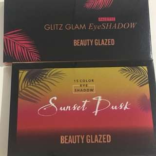 Beauty Glazed Eyeshadow Palettes BUNDLE #CNY88