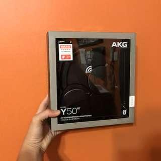 AKG Y50 BT Headphones