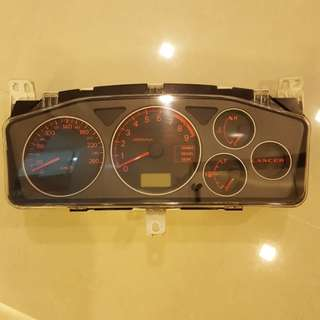 Mitsubishi Evo 9 Speedometer