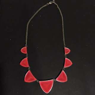 Forever 21 Pink Necklace
