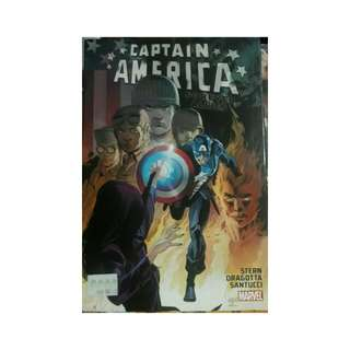 Marvel Captain America Forever Allies