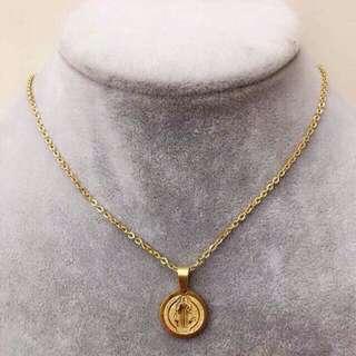 St.benedict necklace