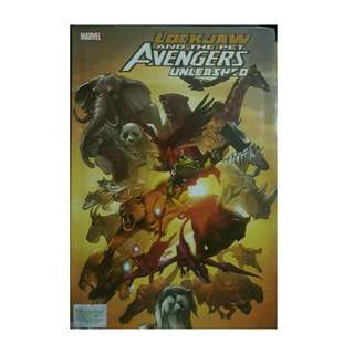 Marvel Lockjaw and the Pet Avengers
