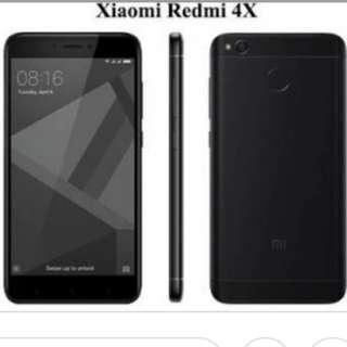Xiaomi Redmi 4x 3/32 Garansi TAM bisa cicil syarat mudah