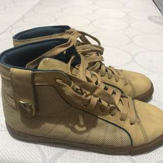 K Swiss Golden Sneakers