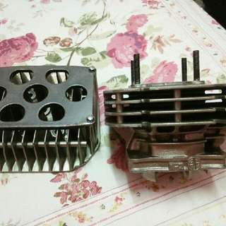 Head block 125zr
