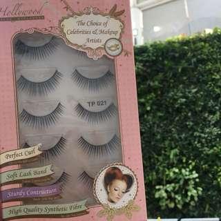 Hollywood false eye lashes