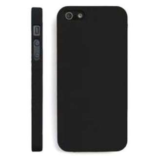 Black iPhone 5/s Matte Case