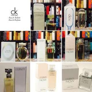 Calvin Klein #AuthenticUSPerfume