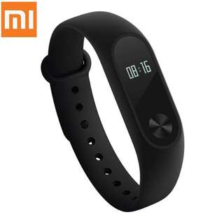"Original Xiaomi Mi Band 2 Smart Bracelet with 0.42"" OLED Display"