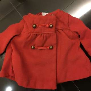 Autumn/ Winter jacket for 1-3 months old