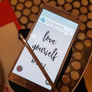 Samsung Note 4(Gold) N910U