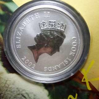 無尾熊紀念幣
