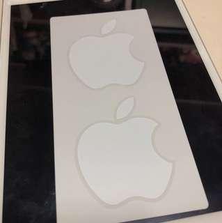 iPhone Apple貼紙