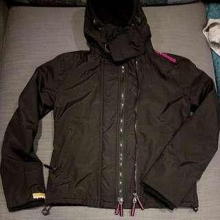 Superdry #新春5折 Pop Zip Hooded Arctic Windcheater連帽防風衣夾克