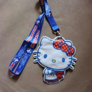 Hello kitty掛頸繩