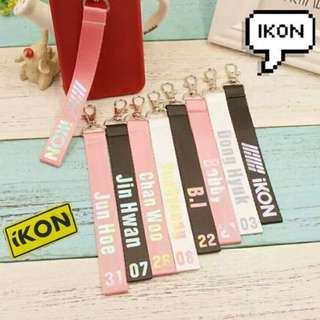 Preorder - IKON STRAP *PLEASE CHOOSE COLOUR exc.pos