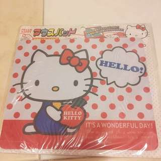 HelloKitty mouse pad