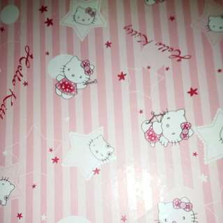 Hello Kitty Wall Paper