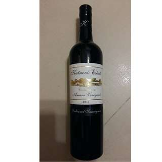 Katnook Estate Coonawarra Amara Vineyard 2013 Caberbet Sauvignon