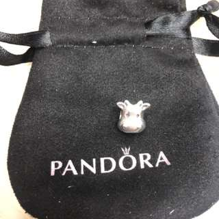 Pandora 牛仔charm