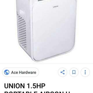 Slightly used Portable aircon